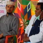 Noori Foundation organised free medical camps to Kashmir flood victims